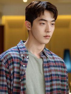 Joon Hyuk, Nam Joohyuk, Korean Drama, Kdrama, Bae Suzy, Men Casual, Button Down Shirt, Mens Tops, Kim Sun