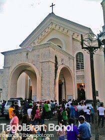 St. Joseph Cathedral @ Tagbilaran City, 1798