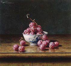 Rosé druiven Eric de Vree