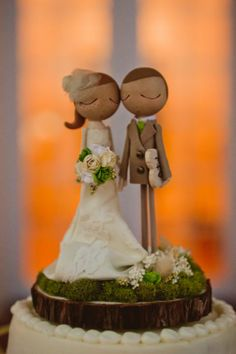 Show your cake toppers!! (PICS) question too..... :  wedding cake topper cakes Details295