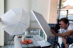 food photography lighting - Google Search