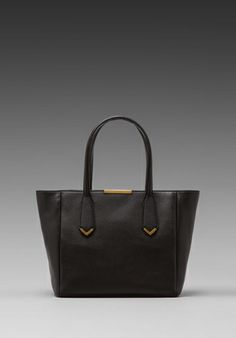 MARC BY MARC JACOBS Hail to the Queen Tote in Black