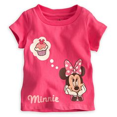 Minnie Mouse Tee for Baby | Tees, Tops & Shirts | Disney Store