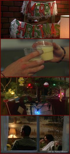 Merry Winchester Christmas <3
