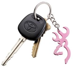 Browning® Buckmark Keychain for Ladies | Bass Pro Shops