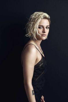 Kristen Stewart Arte Portraits for Personal Shopper at Cannes 2016