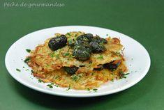 Encore une recette toute simple tirée de mes classeurs mais qui permet de présenter les escargots autrement. C'est délicieux pour les...