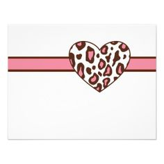 Leopard Print Heart Invitations In our offer link above you will seeHow to          Leopard Print Heart Invitations Online Secure Check out Quick and Easy...