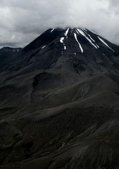absinthius:  Mt Ngauruhoe, New Zealand