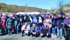 16 Nisan günü gerçekleştirilecek Anayasa Değişikliği Referandumu öncesi halkı bilgilendirme çalışmalarına devam eden Cumhuriyet Halk Partisi Karadeniz Ereğli İlçe Örgütü, 10 Nisan gününü de Kandilli ve Gökçeler'de değerlendirdi.
