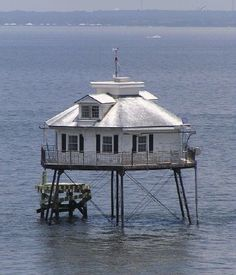 Middle Bay Lighthouse- beach houses were designed after this beautiful structure
