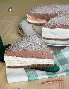 Torta Fredda cocco e cacao