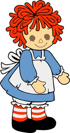 Here is a Raggedy Ann paper piecing file to go with my Raggedy Andy file here.  The oval piece is to put behind the face so that the eyes can be drawn in or made a different color than the base. Th...