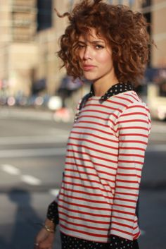 Pictures of Curly Hair | via Tumblr | We Heart It