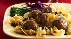 Cooking for two? This hearty main dish has authentic sauerbraten flavor with less time and work required than the traditional recipe…and no leftovers!