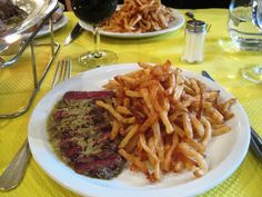 L'entrecote and my photo guide to European eating