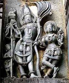 Rati and Manmadha