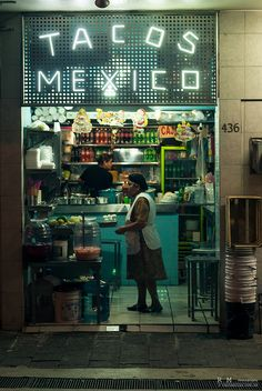 raul-macias:  Tacos Mexico on Flickr.