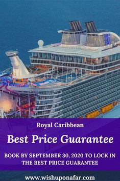 Why Now is the Time to Book a Royal Caribbean Cruise Royal Caribbean Cruise, Cruise Tips, Cruises, Budgeting, Louvre, Good Things, Books, Travel, Libros