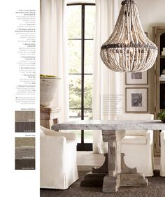 Best Restoration Hardware Interiors Images On Pinterest Dream - Restoration hardware marble dining table