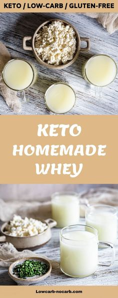 A Golden Drink of the Centuries, this Homemade Natural Whey Protein liquid is the best you can have in your kitchen. Filled up with excellent health benefits and so easy to make, there is no doubt you will fall in love with it immediately.