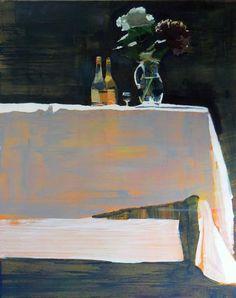 Bottles and Mopheads I - Susan Ashworth