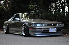 Tuner Cars, Jdm Cars, Toyota Cars, Toyota Supra, Toyota Cressida, Mitsubishi Galant, Japan Cars, Import Cars, Cars And Coffee