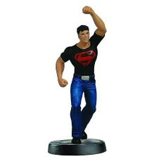 DC Superhero Superboy Collector Magazine with Figure by Eaglemoss Publications. $20.00.   Superboy lead figure! Superboy collector magazine!   All you need to know about Superboy!  The ultimate collection for comics fans, the DC Superhero Collection Figurine Magazine brings together DC Comics' greatest heroes and villains!.  Superboy lead figure! Superboy collector magazine!. Ages 14 and up.. All you need to know about Superboy! . Official figurines of the characte...