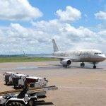 Etihad launch services to Entebbe, central Uganda