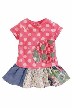 Buy Pink Ladybird Tunic And Leggings Set (3mths-6yrs) from the Next UK online shop