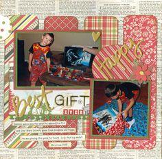 Best Gift Ever - Scrapbook.com