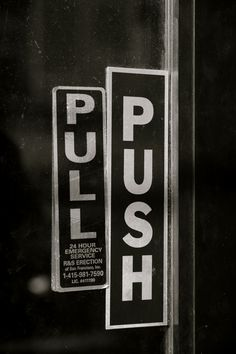 Push or Pull: What do you need? | NBPTS