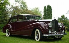 1956 Rolls-Royce Silver Wraith Touring Limousine by Park Ward