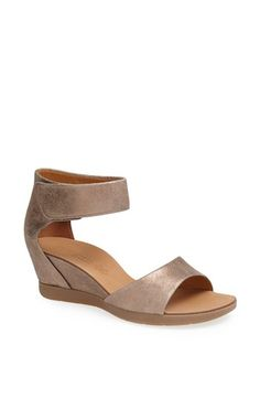 Paul Green 'Tammy' Wedge Sandal available at #Nordstrom