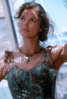watching this movie today ~ forgot how inspiring the costumes are! waterworld