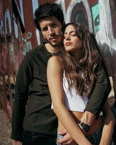 Cute Couples Goals, Couple Goals, Sebastian Yatra, Relationship Pictures, Relationship Goals, Famous Singers, Famous Couples, Sweet Couple, Celebrity Couples