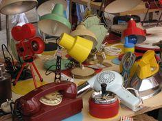 mercatino antiquariato Chiavari agosto 2014
