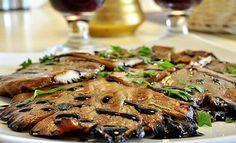 Ψητά μανιτάρια πλευρώτους με ρίγανη και σκόρδο - Agrimon - Ελληνικά παραδοσιακά προϊόντα Sweets Recipes, Appetizer Recipes, Snack Recipes, Sour Foods, Clean Eating, Healthy Eating, Vegetarian Recipes, Healthy Recipes, Greek Cooking