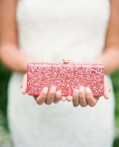 Pretty pink sparkle