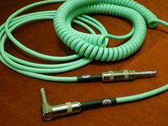 KAMINARI GUITARS » Blog Archive » Curl Cable (made in japan)