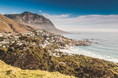 The beach in the upmarket Cape Town suburb of Llandudno © Gary Latham / Lonely Planet