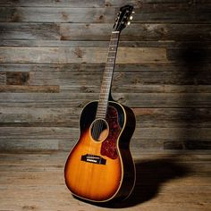 Vintage 1964 Gibson LG-1 acoustic guitar