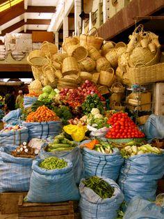 Markets in Bolivia