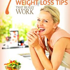 7 UNORTHODOX WEIGHT LOSS TIPS THAT REALLY WORK