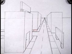 Art with Mrs. Nguyen (Gram): One-Point Perspective Video