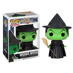 Funko POP! Wizard of Oz - Vinyl Figure - WICKED WITCH (4 inch)