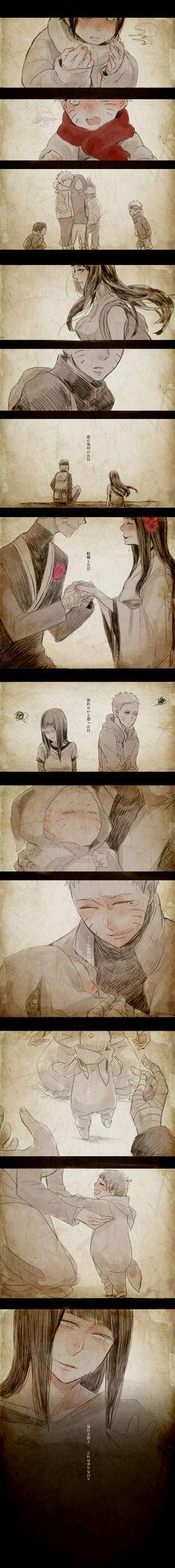 Naruto e Hinata (NaruHina) Naruhina, Hinata Hyuga, Naruto Uzumaki, Kakashi Itachi, Gaara, Shikatema, Naruto Comic, Anime Naruto, Manga Anime