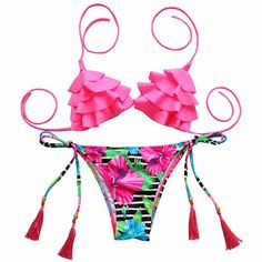 Only $33.39 - Awesome NAKIAEOI 2017 Sexy Brazilian Bikinis Women Swimsuit Girls Swimwear Halter Top Bottoms Micro Bikini Set Bathing Suits Swim Wear - Buy it Now!