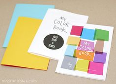 printable color book how to