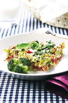 Kasvismunakas uunissa | Kasvisruoat | Pirkka #food #vegetarian #ruoka #kasvisreseptit